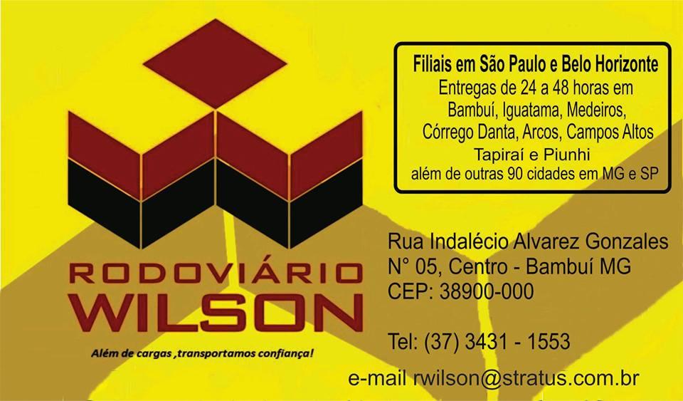 Banner quadrado - Wilson  I